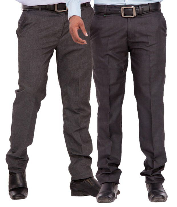 Fashion Black Regular Formals Flat