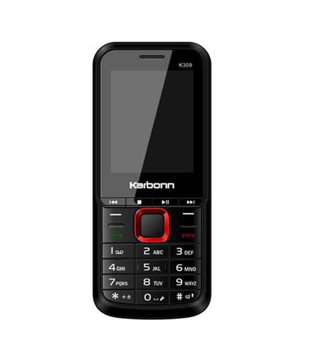 Karbonn K309 (Red)