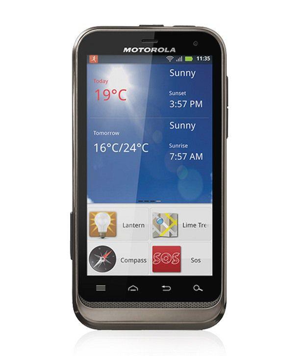 Motorola Defy XT (Black Dust)