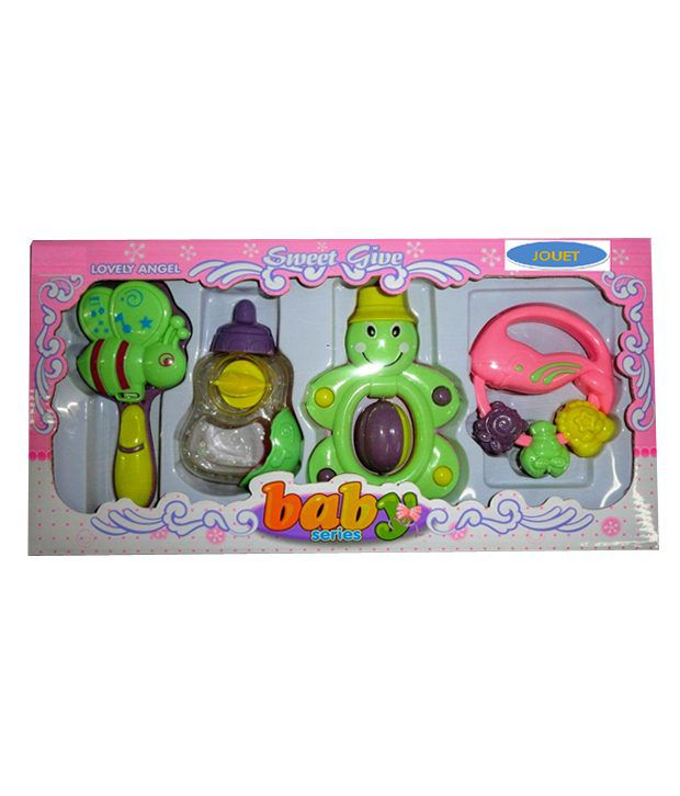 2796490813d88 Jouet Kids Rattle Set - Buy Jouet Kids Rattle Set Online at Low Price -  Snapdeal