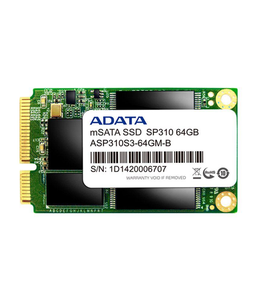 ADATA Premier Pro SP310 SATA 6 Gb/s mSATA SSD(Solid State Drive)