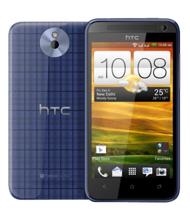 HTC Desire 501 Dual Sim Blue