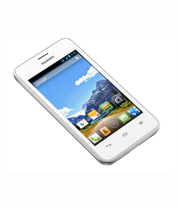 Huawei Ascend Y 320 (White)
