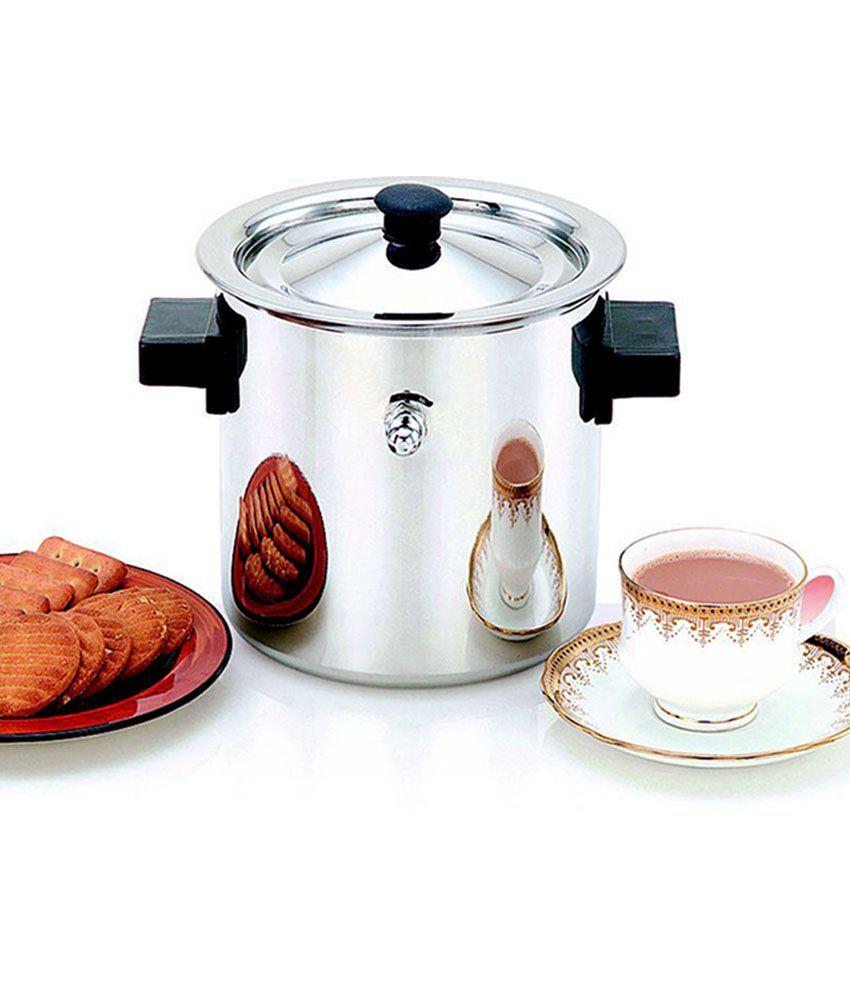 Mahavir Durable Stainless Steel 2 Ltrs Cookware Sets