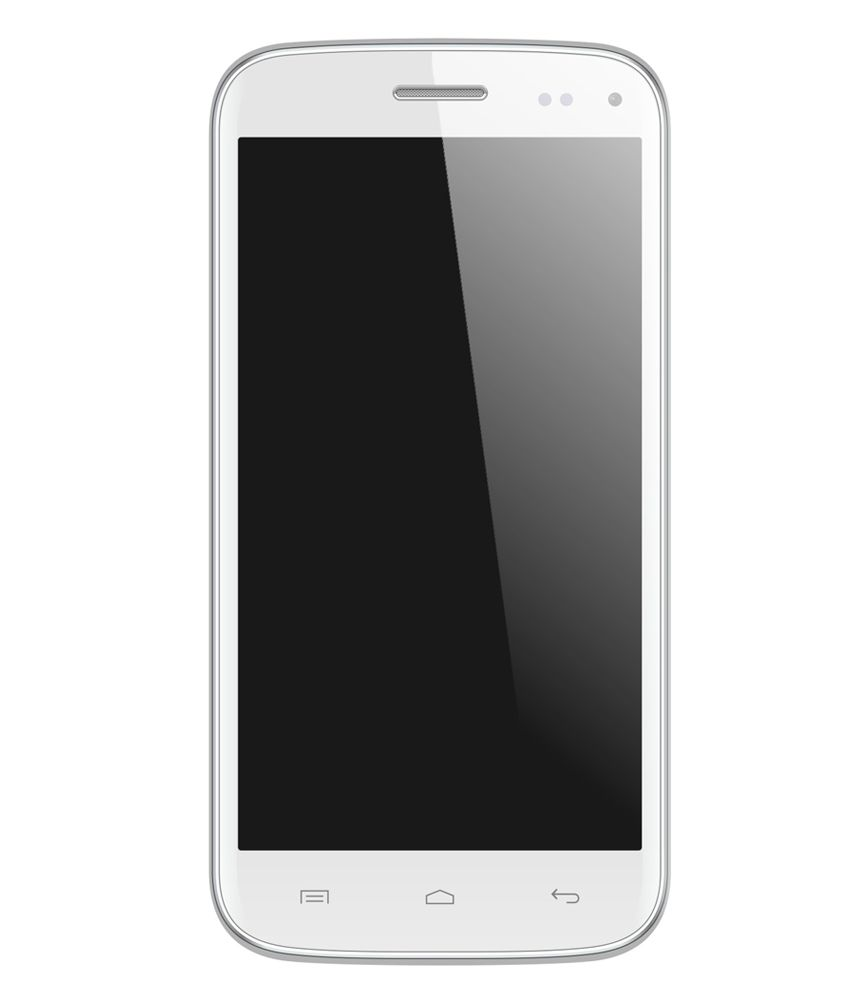 Micromax Canvas Turbo Mini A200 (4GB, White)
