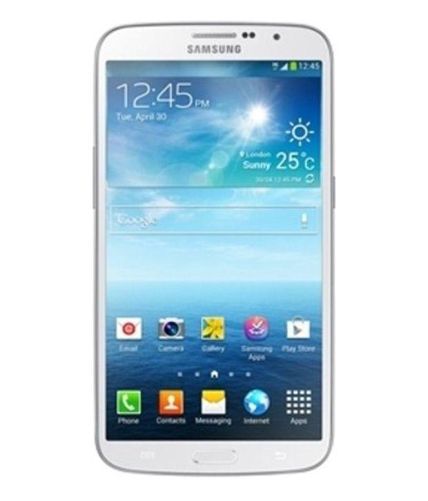 Samsung ( 8GB , 1 GB ) White