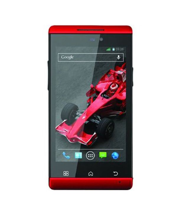 Xolo A500s IPS Red
