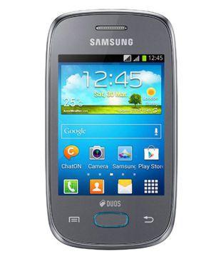 Samsung Galaxy pocket S5312 metallic silver