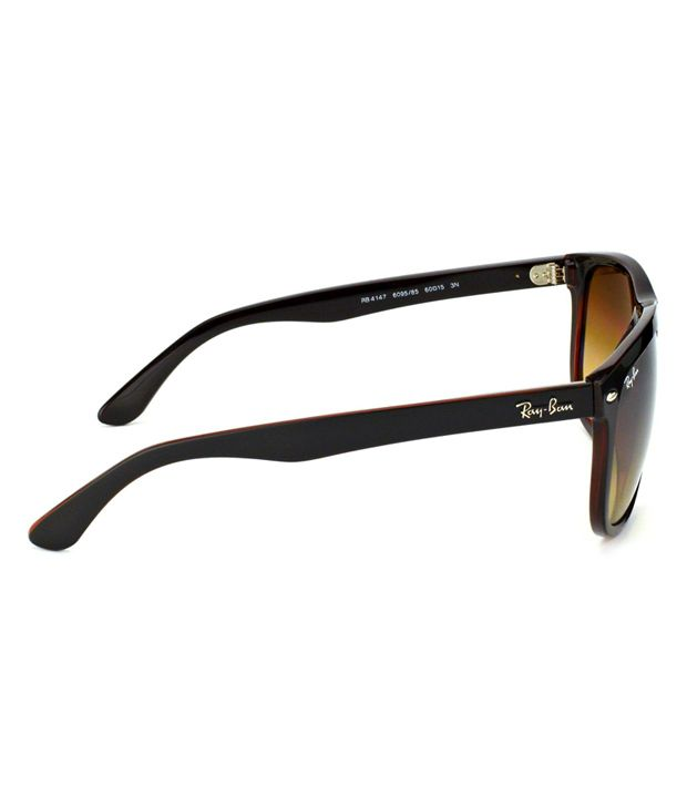 Ray-Ban RB4147 609585 Square Size 60 Sunglasses - Buy Ray-Ban RB4147 ... b205d1bf68