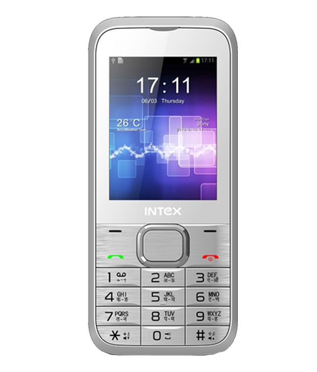 INTEX IN 4470 PRO WHITE+GREY