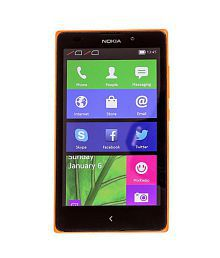 Nokia XL Dual SIM 4GB Orange