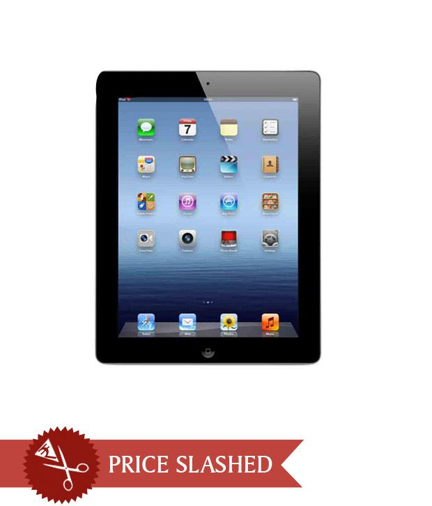 apple ipad 3 32gb wifi black tablets online at low. Black Bedroom Furniture Sets. Home Design Ideas