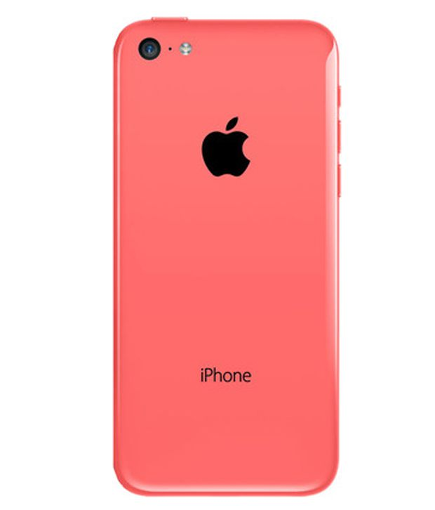 iphone 5c pink 16gb price in india