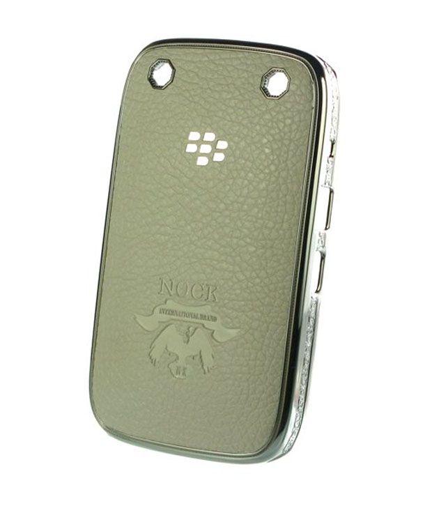 new product b1b2d 7d0dc Dressmyphone Blackberry Curve 9320 Designer Back Cover - Brown Back Cover