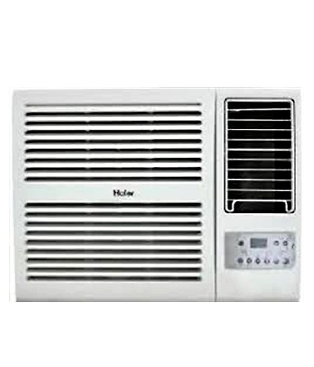 Haier 1 ton 1 star hw 12ca2 window air conditioner price for 0 8 ton window ac price