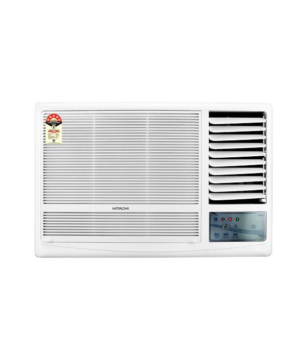 Hitachi 2 ton 2 star kaze plus raw222ktd window air for 2 ton window air conditioner