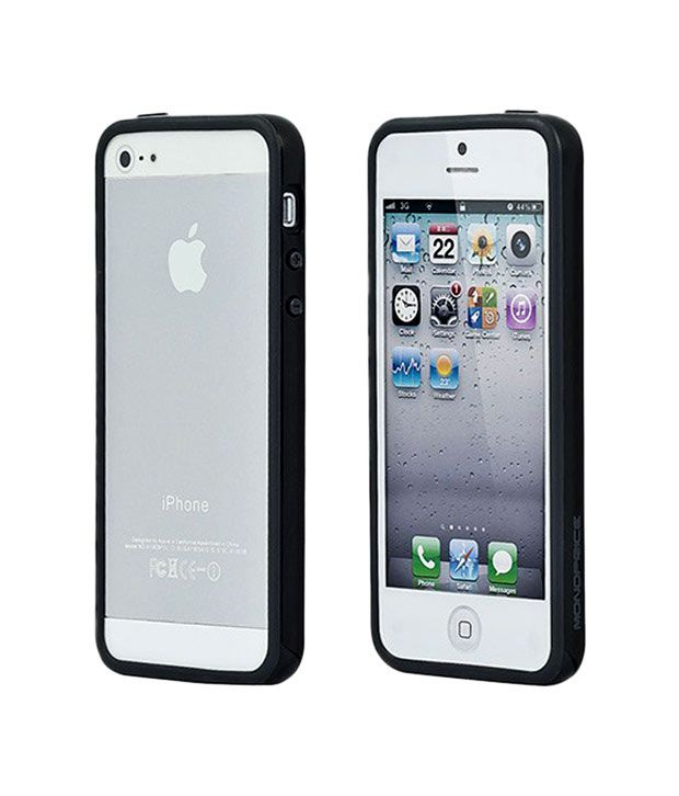 iphone 3 price kolorfish bumper for iphone 5 black plain back 10827