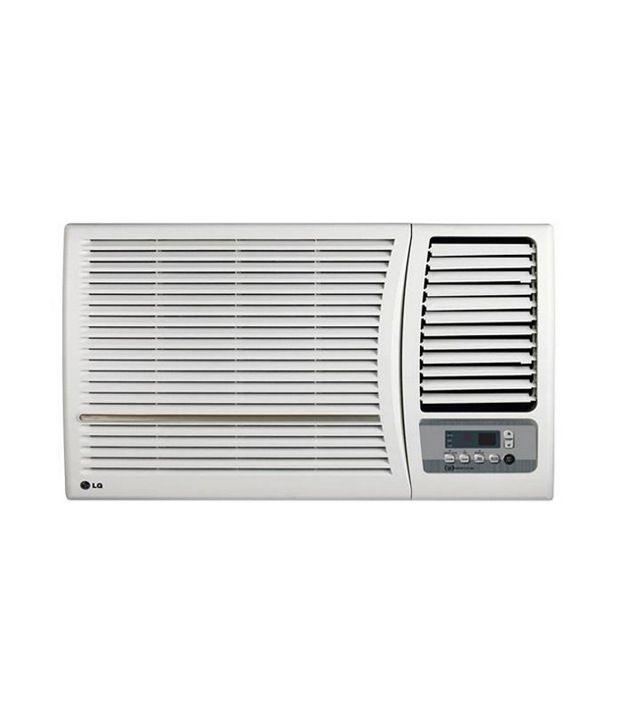 Lg 1 5 ton 2 star lwa5br2d window air conditioner price in for 2 ton window air conditioner
