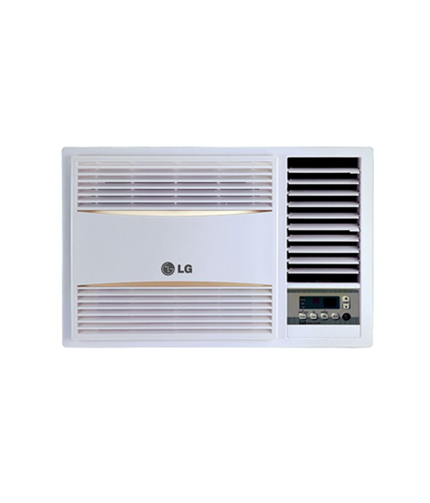 Lg 1 5 ton lwa5wr2f 2 star window air conditioner price in for Window 0 5 ton ac