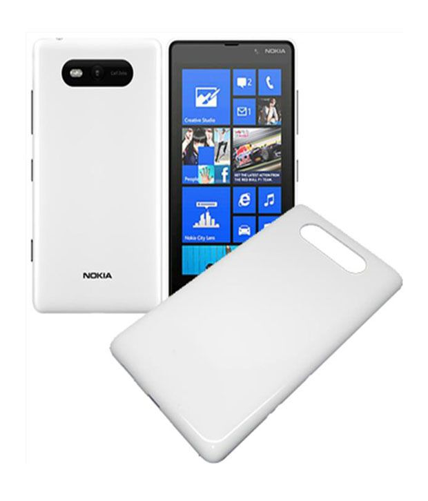 huge selection of ee69e 8d752 Mono Back Cover Nokia Lumia 820