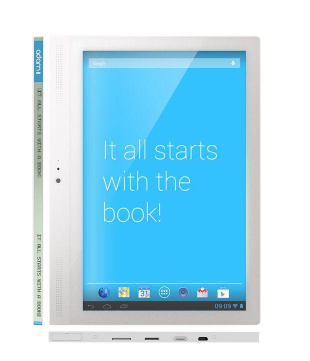 Notion Ink Adam II 3G + WiFi Tablet- White