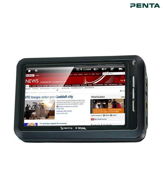 Penta IS701 R Tablet Black