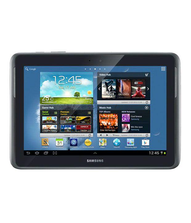Samsung Galaxy Note 800 (Deep Grey, Wi-Fi, 3G, 16 GB)