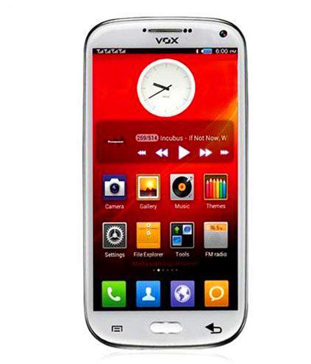 VOX 4 SIM V5555