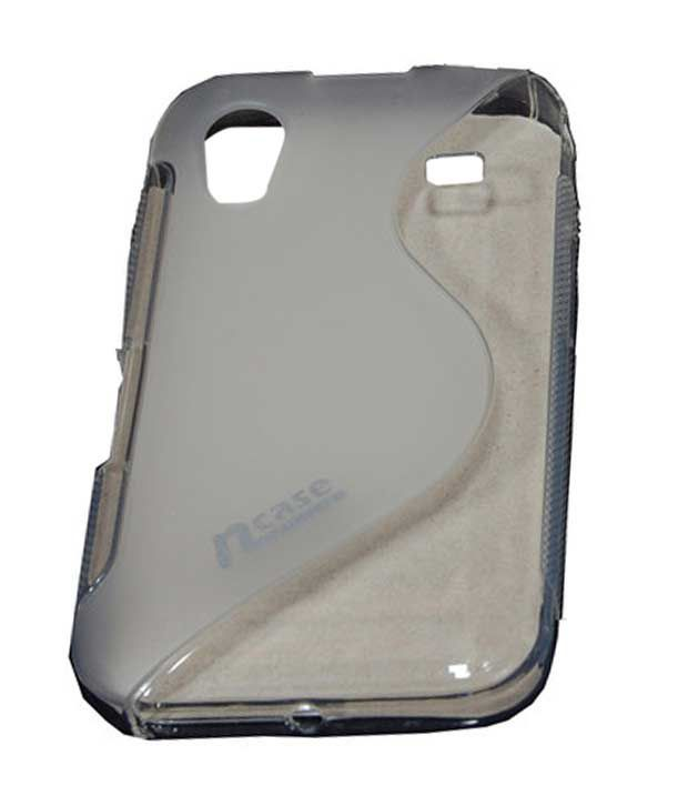 nCase Fashion Back Cover for Samsung S5830 Galaxy ACE Clear