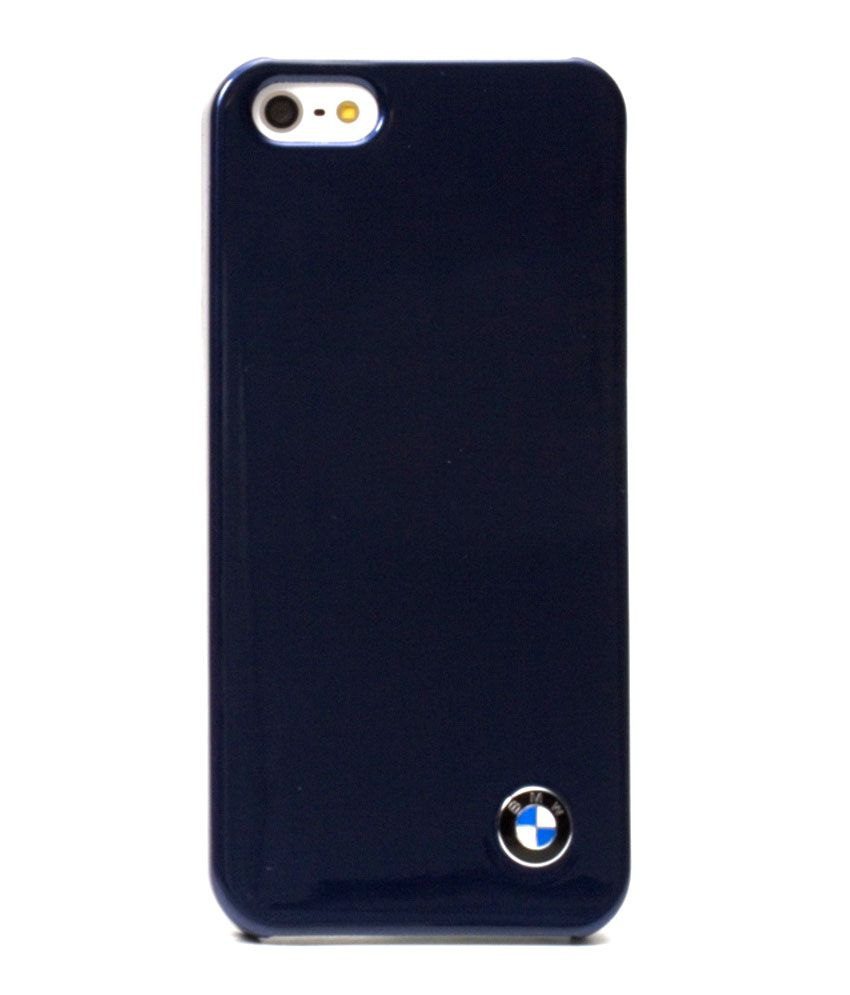 Bmwplain: BMW Hard Case For Apple Iphone 5/5S Blue