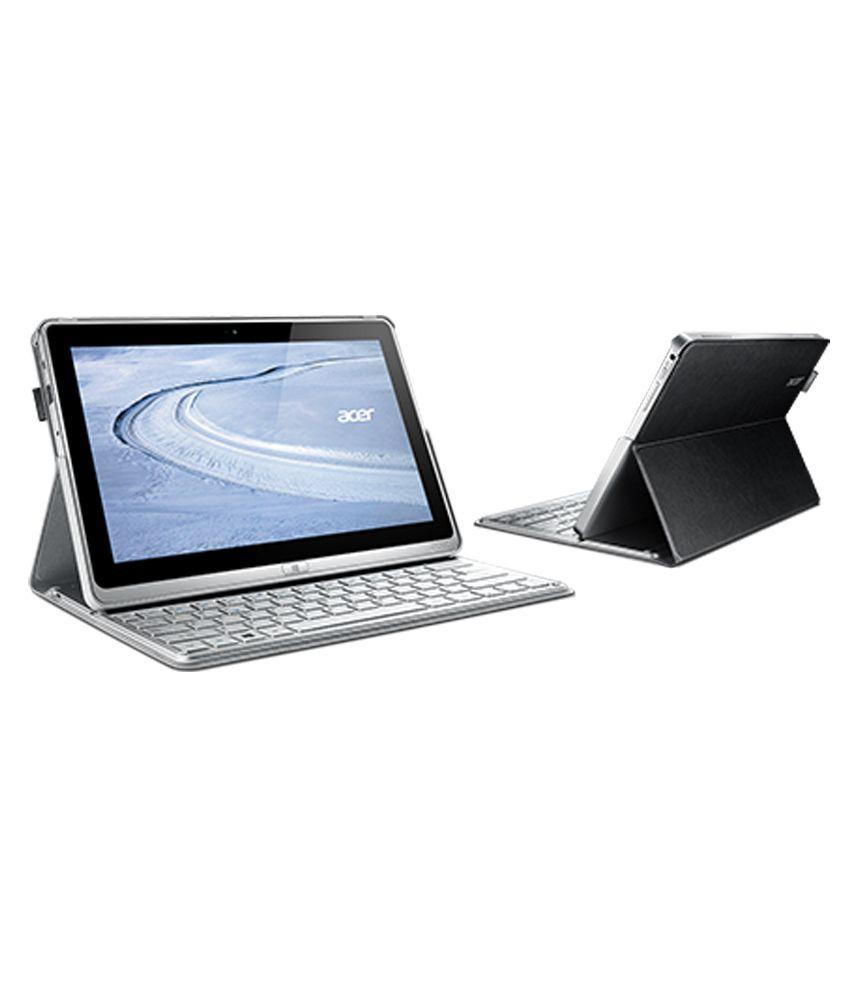 Acer Aspire P3-171 (NX.M8NSI.004) Laptop (3rd Gen Intel Dual Core i5 3339Y- 120GB SSD- 4GB RAM- 29.46cm (11.6)- Win8) (Silver)