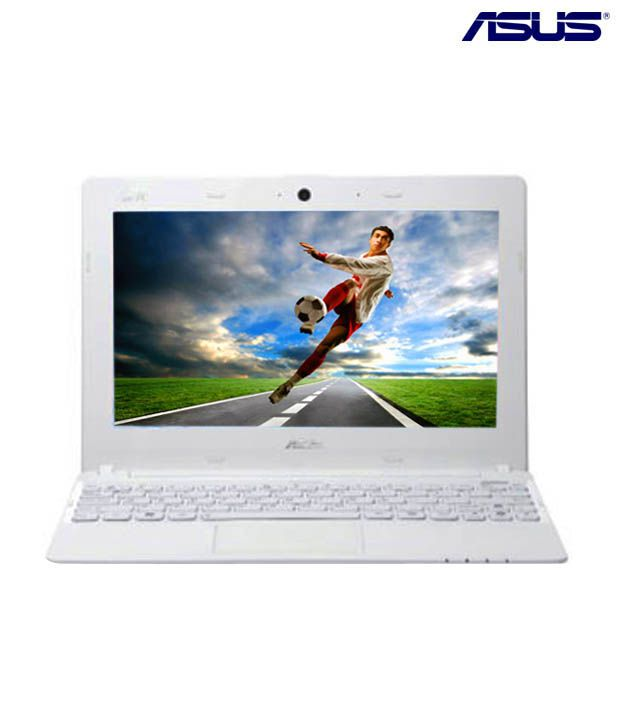 Asus Eee PC R051CX-WHI004S  Netbook (White)