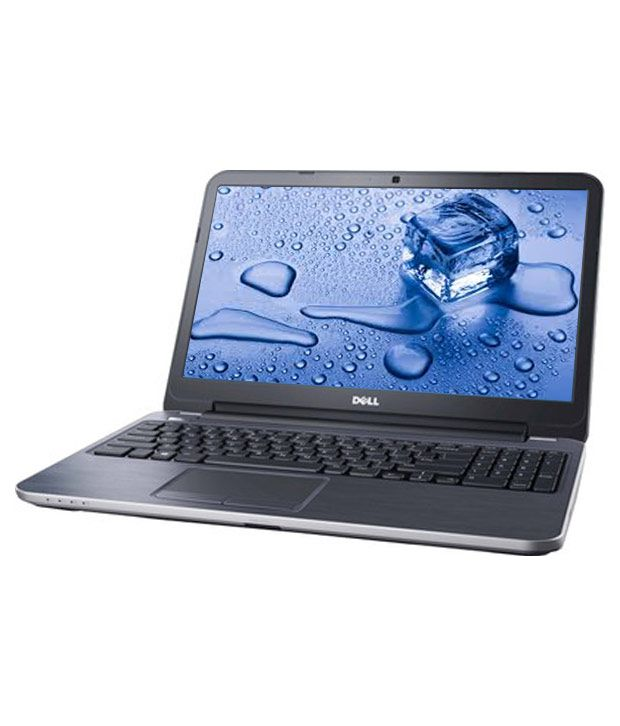 Dell Inspiron 15R 5537 Laptop (4th GenCore i7-4500U- 8 GB RAM- 1 TB HDD- 39.62cm (15.6) Screen- Win 8- 2GB AMD Radeon HD 8670M Graphics) (Moon Silver)