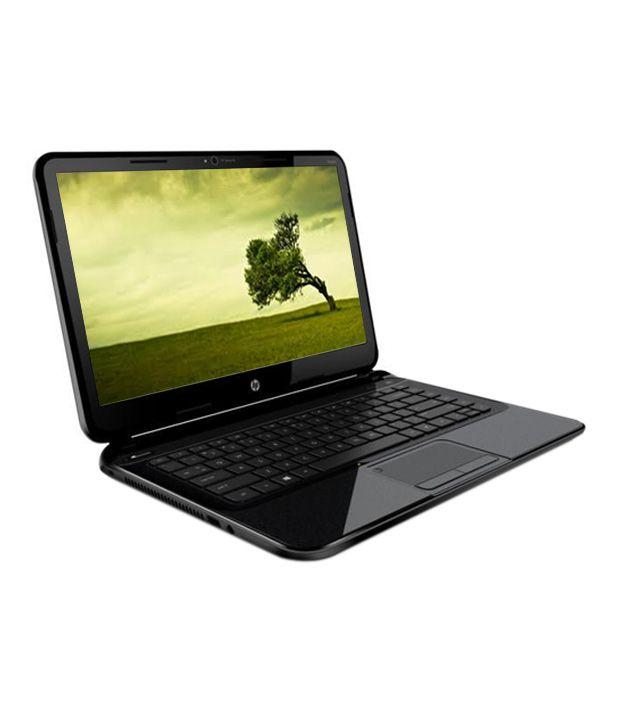HP Pavilion 14-B048TU Ultrabook (2nd GenCore i3- 2367M 4GB RAM- 500 GB + 32  GB SSD- 35 56 cm (14)- Win 8 - 3000) (Sparkling Black)