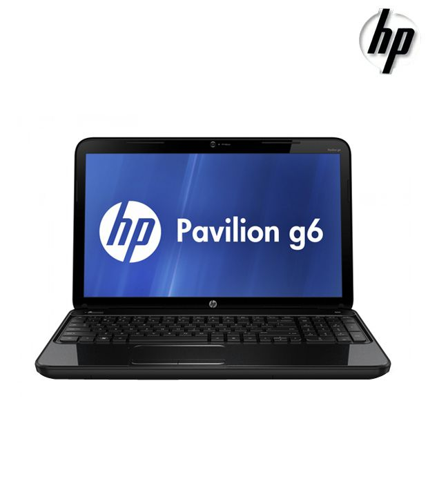 HP Pavilion G6-1318AX Laptop With HP Branded Backpack