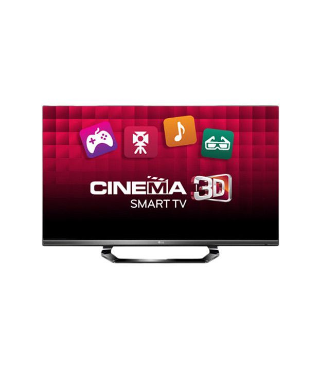 LG 42 inches LM6410 Cinema 3D Television