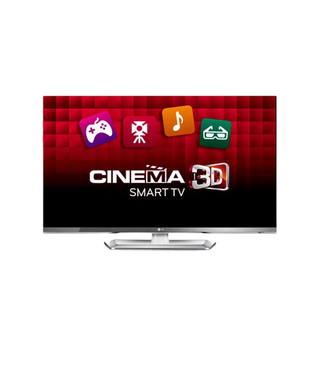 LG 42 inches LM6690 Cinema 3D Television