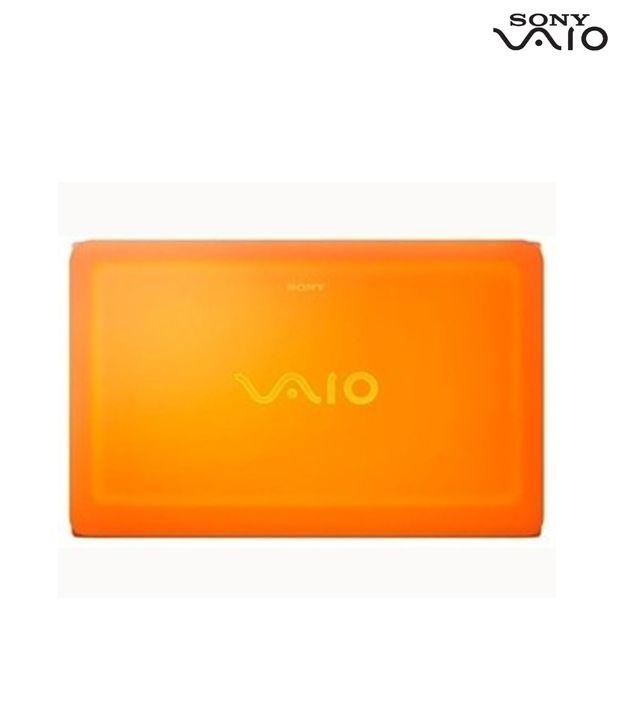 Sony VAIO C Series VPCCB45FN Laptop (Orange)