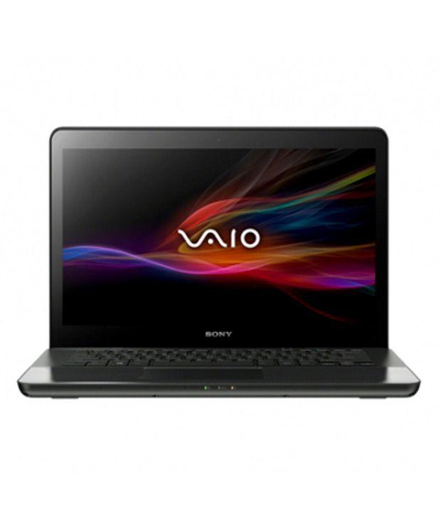 Sony Vaio F1521K (3rd Gen Intel Core i5- 4GB- 750GB HDD- 15.5 Inch- Windows 8- NVIDIA GT740M 2GB) (Black)