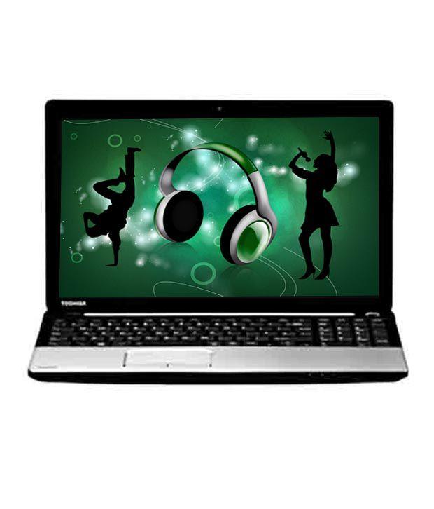 Toshiba Satellite C50-A I0011 Laptop (3rd GenCore i3 3120M- 2GB RAM- 500GB HDD- 39.62cm (15.6)- DOS) (Premium Shining Silver with Inlet Logo)