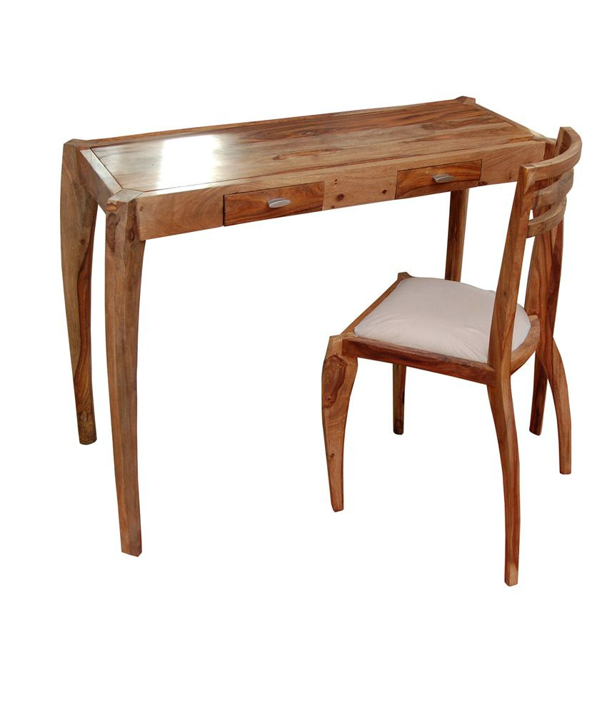 Ursa Major Console Cum Study Table With Chair ...