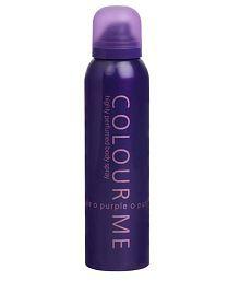 Colour Me Purple 150ml Bodyspray (Women) (Buy 1 Get 1 free)