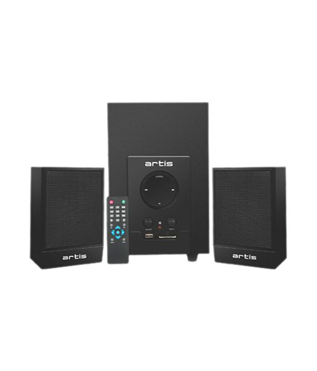 Buy Artis S 207 2 1 Speakers Online At Best Price In India Snapdeal