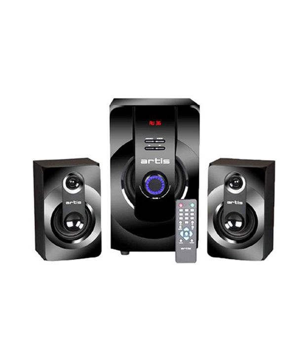 Buy Artis S 306 2 1speakers Online At Best Price In India Snapdeal