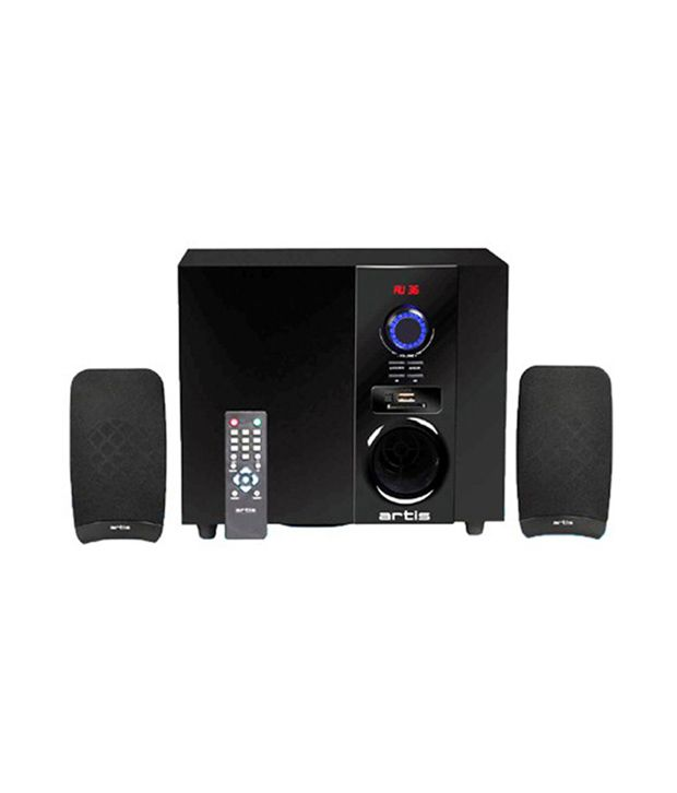Buy Artis S 405 2 1 Speakers Online At Best Price In India Snapdeal
