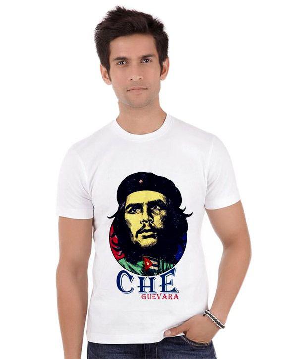 Bluegape Che Guavera Face Portrait T-Shirt
