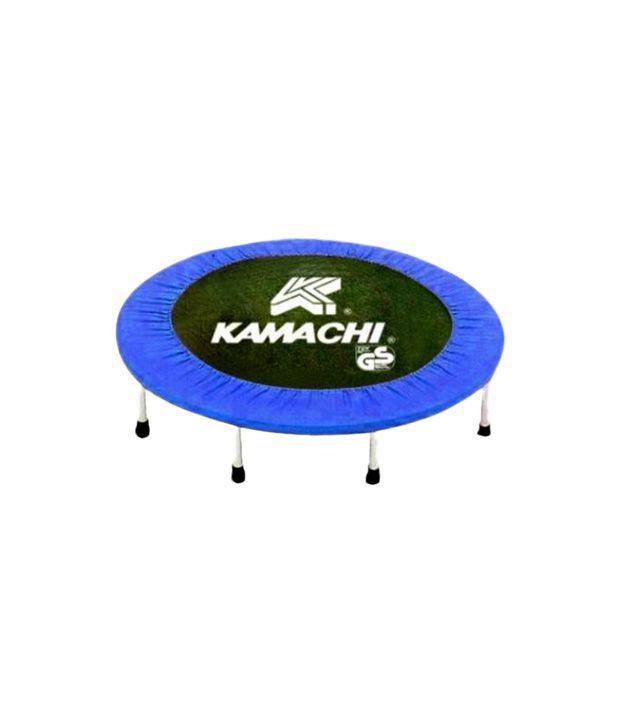 "Kamachi Mini Trampoline 40 "" Trampatte For Exercise"