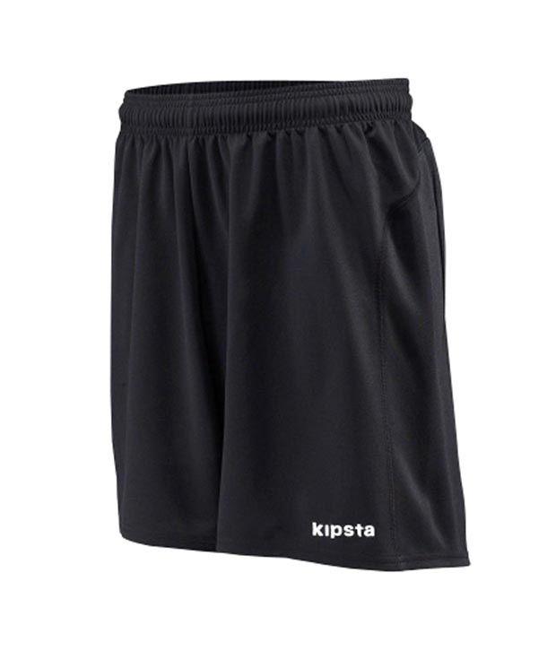 Kipsta F300 Short Black Football Apparel 8099319