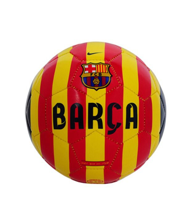 16a639b85e9 Nike Fc Barcelona Football / Ball Skill Football / Ball (Size 1): Buy Online  at Best Price on Snapdeal