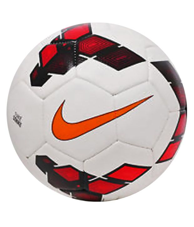 ... Nike Strike Football Black/Yellow/Red (Size 5)